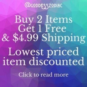 Free Item plus $4.99 shipping